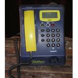 Teléfono Semipublico Con Llave