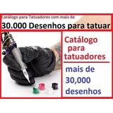 Tatuagem Catálogo De Tatuagens 30000 Envio Imediato