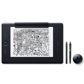 Tableta Grafica Wacom Intuos Pro Paper Medium Pth-660p Mexx