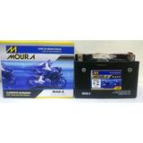Bateria Moura Mirage 250 2005 2006 2007 2008 Ma8e Ytx 9bs