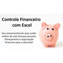 Planilha Controle Financeiro Excel + Curso Completo 8 Horas
