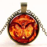 Colar Jogos Vorazes - A Esperança - Katniss Everdeen