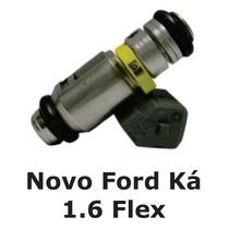 Bico Injetor Ford Ka Fiesta Ecosport Focus Courier -1.6 Flex