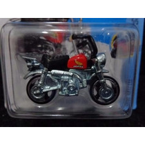 Hot Wheels - Honda Monkey Z50 (moto)