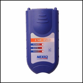 Nexiq Usb Link Interface , Scanner Para Diagnostico Diesel