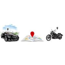 Gps Tracker Para Motos Carros Apaga Motor + Plataforma Web
