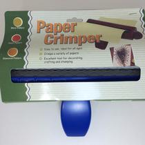 Texturizador Modelador Frisador Papel Paper Crimper Losango