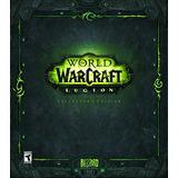 World Of Warcraft Legión - Edición Coleccionista - Pc / Mac
