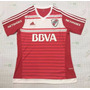 Camiseta Adidas River Suplente Roja 2016 2017 Futbol Liquida