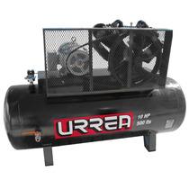 Urrea Compresor De Aire Industrial 500lt 10hp 2 Mod:comp9510