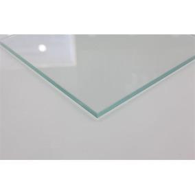 Vidro Liso Incolor De 4mm Sob Medida P/mesas- Peça Orçamento