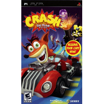 Patch - Crash Tag Team Racing- Patch - (psp) -