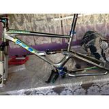 Quadro Bike Gt Zaskar 100 Carbon Full Suspension Fox Ctd