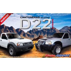 Cantoneras Nissan D22 Del 2007-2008-2009-2010-2011 C/ Puntas