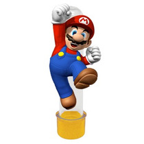 Tubetes 3d Mario Bross