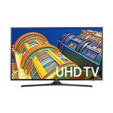 Samsung Un50ku6300 50 Pulgadas 4k Ultra Hd De Smart Tv Led (