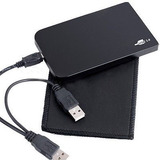 Carry Externo Disco Duro 2.5 Laptop Usb 2.0 Super Slim