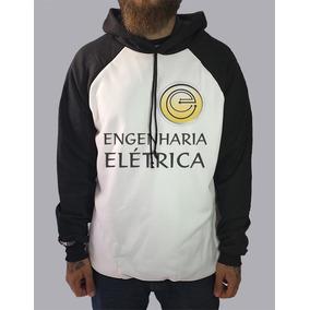 Blusa Engenharia Eletrica Camisetas Moletom Curso Faculdade