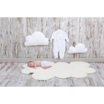 Alfombra Nube (cuarto De Bebes Y Niños) Grande