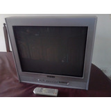 Televisor 21 Pulg.pant/plana Tophouse Con Control Muy Bueno