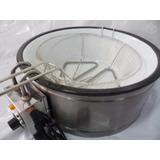 Fritadeira Elétrica 7 Litros Industrial Com Termostato- 220v