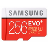 Cartao Samsung Micro Sdxc 95mb/s 4k 256gb Sd Galaxy Not Me42