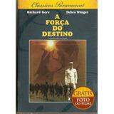 Dvd A Força Do Destino - Richard Gere - Original Lacrado