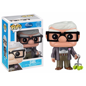 Carl Funko Pop Disney Up Rusell Viejito #59 Envio Gratis Msi