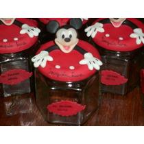 Souvenirs De Mickey Frasco Golosinero