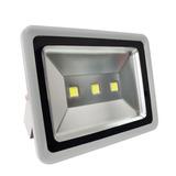 Luminária De Exterior Led - Jardim - Branco Frio 150w Bivolt