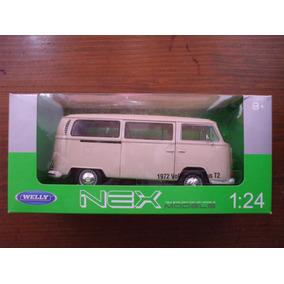 Welly Nex 1972 Volkswagen Combi T2 Beige