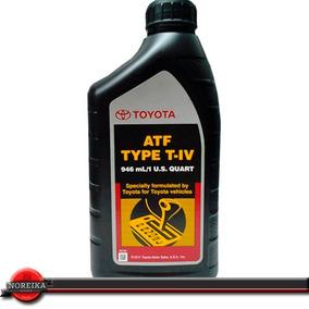 Óleo Câmbio Automático Atf Type T Iv Toyota Hilux 2005/...