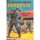 Almanaque Especial Faroeste - Anos 1970 - Jotaesse