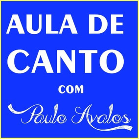 Aula De Canto Com Paulo Daniel Avalos