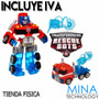 Muñecos Transformers Rescue Bots - 33065221g T