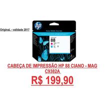 Cabeça De Impressão Hp 88 - C9382a C/m Original R$199,90!!