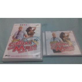 Kit Cd+dvd Forró Cintura De Mola Original E Lacrado