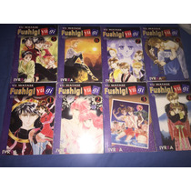 Pack 8 Tomos Manga Fushigi Yugi Editorial Ivrea