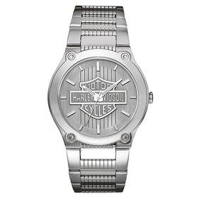 Reloj Harley Davidson Signature By Bulova 76a134