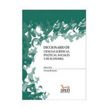 De Santo Diccionario De Ciencias Jurídicas, Políticas, Socia