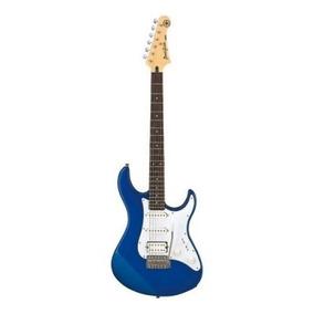 Guitarra Yamaha Pacifica 012 Dbm Azul Na Cheiro De Musica