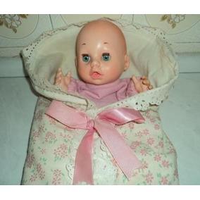 Boneca Bebe Colinho Da Eliana Antiga E Rara Da Grow (g01)