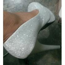 Hermoso Zapatos De Dama Talla 39. Marca Soda.. Nuevos