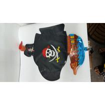 Globo Barco Pirata ( 14 Pulgadas )