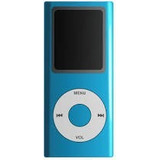 Mp4 Nano 4th G.1.8. Lcd Fm Video Mp3 Mp4 Sd 8gb De Capacidad