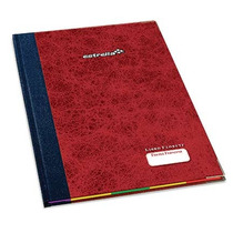 Berol Libro Estrella Florete Actas 96 Hjs 112