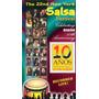 Rmm 10 Años Salsa Festival Live New York Vol. 1 Y 2 Dvd
