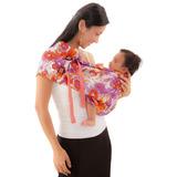 Porta Bebe Tipo Hamaca Multifunciones Flores