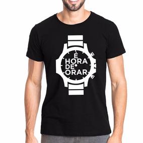 Camisas Masculinas Personalizadas Frases Gospel Evangélicas