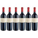 Vinho Argentino Angelica Zapata Malbec Caixa Com 6 Unidades